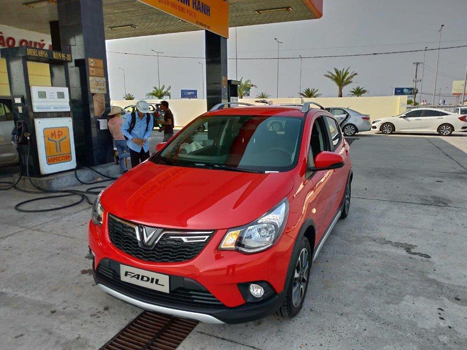 Đã có lịch lái thử xe VinFast Fadil dành cho khách hàng Việt a2