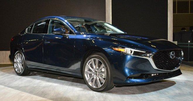 Giá xe Mazda 3 2019 hiện tại có giá bao nhiêu?