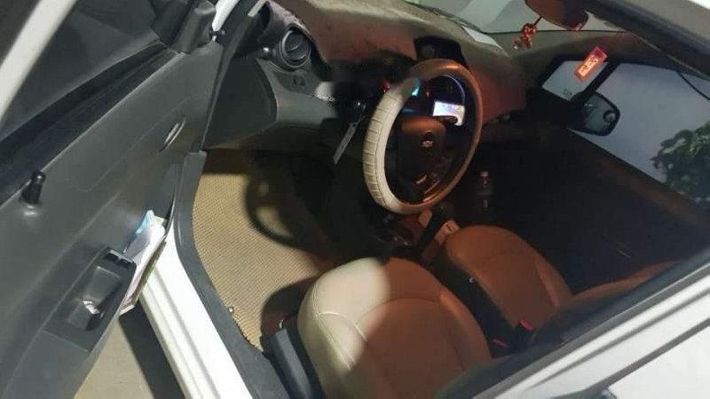 Bán Chevrolet Spark Van 2011, màu trắng, nhập khẩu -2