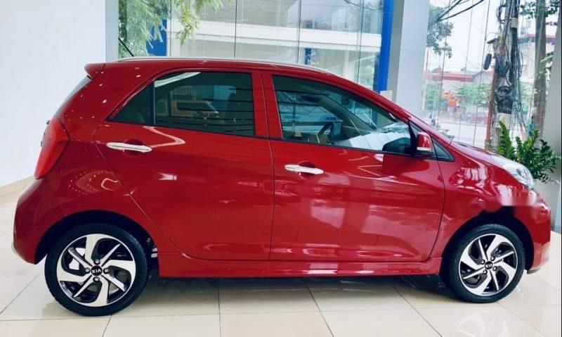Cần bán xe Kia Morning năm sản xuất 2019, màu đỏ-1