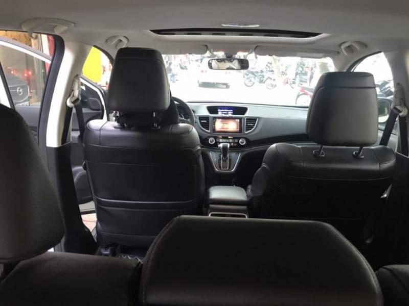 Bán Honda CRV 2.4 Sx 2015 màu trắng, tư nhân một chủ từ đầu-3