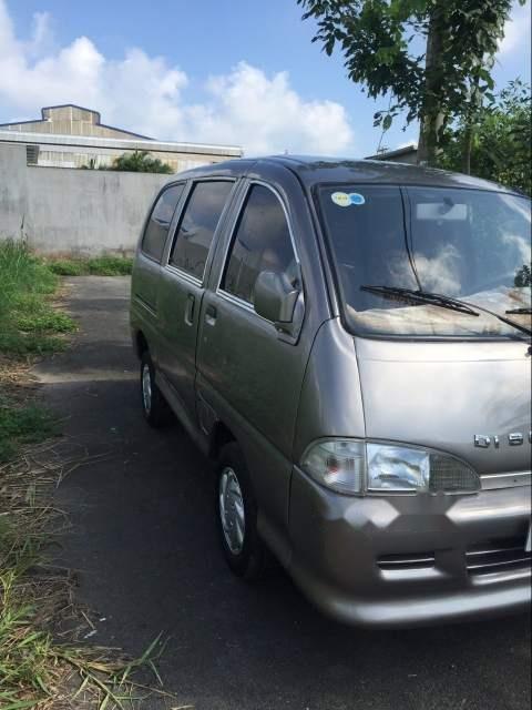 Bán xe Daihatsu Citivan sản xuất năm 1999, màu bạc, nhập khẩu nguyên chiếc-0
