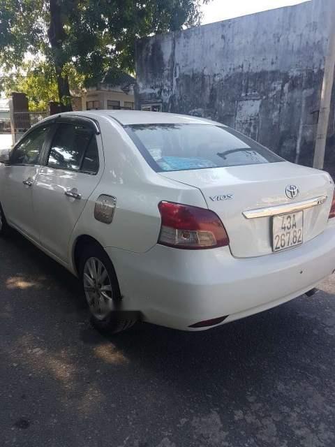 Bán gấp Toyota Vios E năm sản xuất 2009, màu trắng, nhập khẩu -2