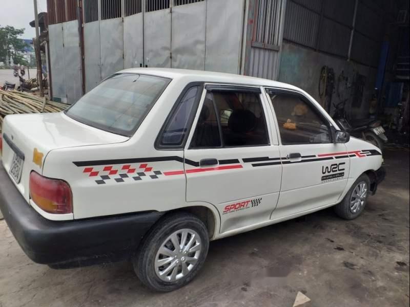 Bán Kia Pride MT năm 1995, màu trắng, nhập khẩu nguyên chiếc, giá rẻ -2