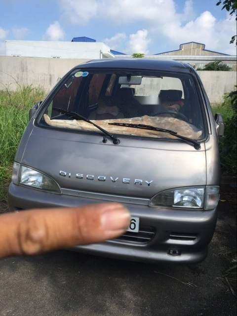 Bán xe Daihatsu Citivan sản xuất năm 1999, màu bạc, nhập khẩu nguyên chiếc-1