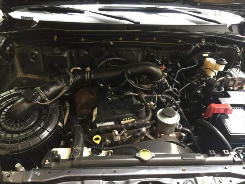 Bán Toyota Fortuner 2.7AT đời 2010, màu đen, chính chủ  (6)