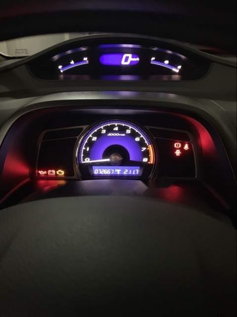 Bán chiếc Civic màu bạc đời cuối 2008, một đời chủ, odo 72000, nội thất còn mới-5