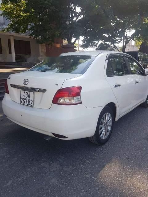 Bán gấp Toyota Vios E năm sản xuất 2009, màu trắng, nhập khẩu -1