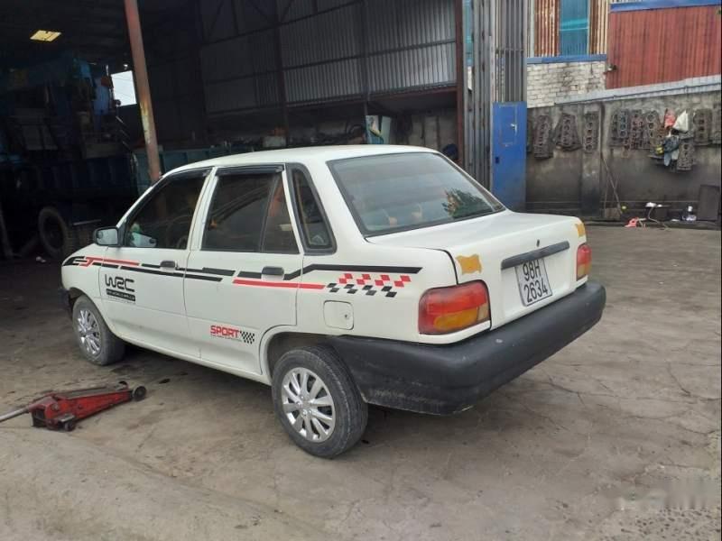 Bán Kia Pride MT năm 1995, màu trắng, nhập khẩu nguyên chiếc, giá rẻ -0