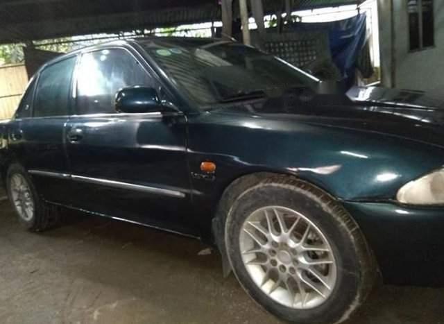 Bán Proton Wira năm sản xuất 1999, màu xanh -3