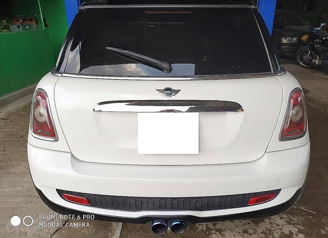 Bán Mini Cooper đời 2007, màu trắng, xe bao đẹp-3