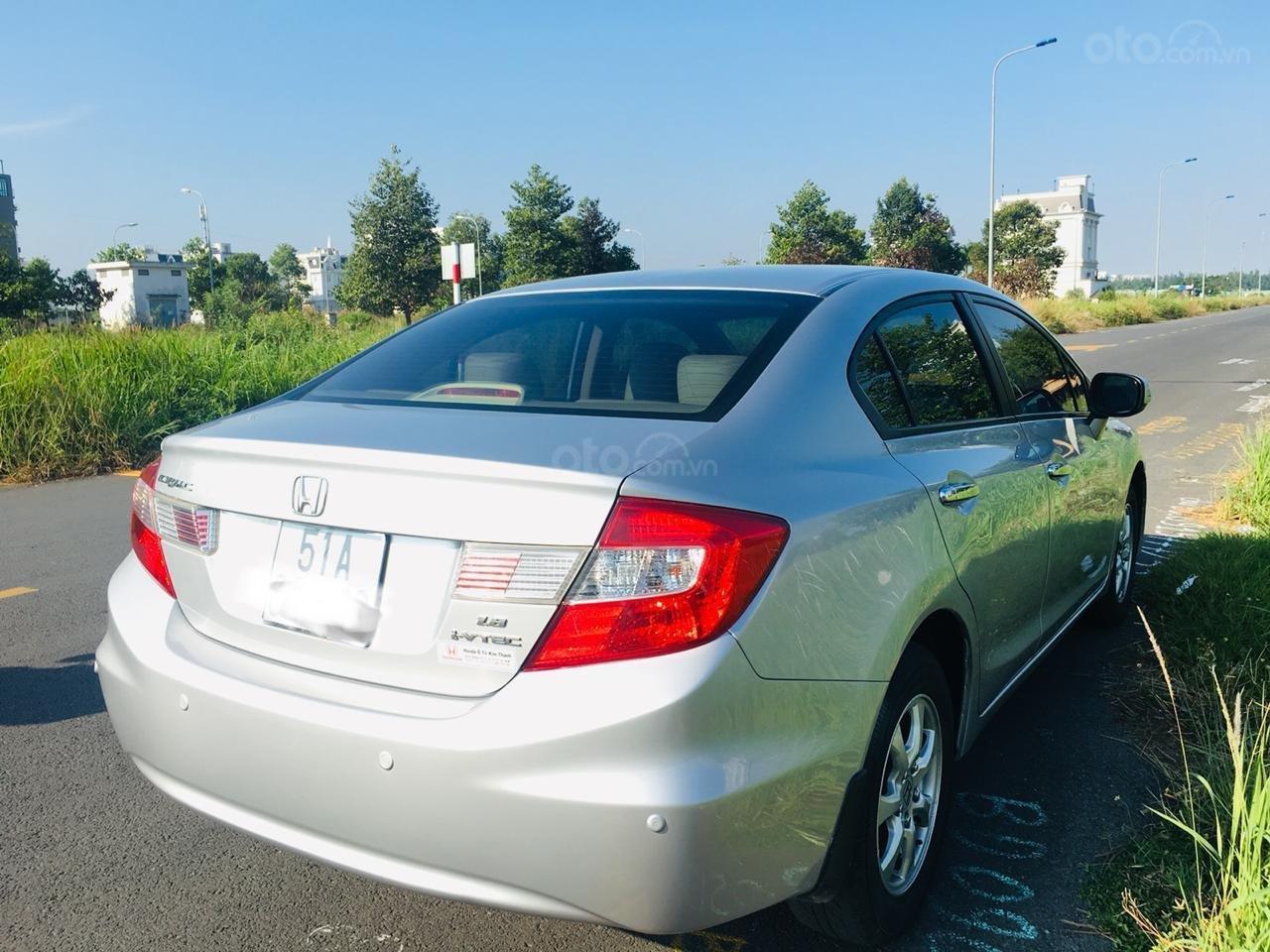 Honda Civic xe nhà, giữ cẩn thận, đẹp như mới mua-1