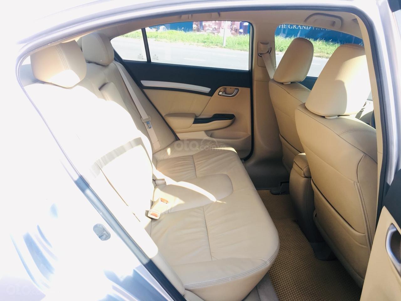 Honda Civic xe nhà, giữ cẩn thận, đẹp như mới mua-4