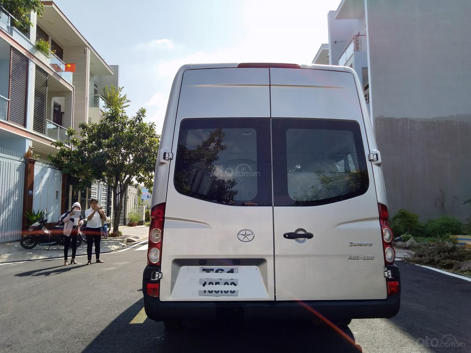 Xe tải JAC du lịch 16 chỗ ngồi - xe thương mại - xe du lịch-3