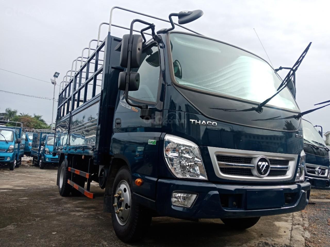 Xe tải Thaco Ollin 2.5 tấn, xe tải giá rẻ vào thành phố-0
