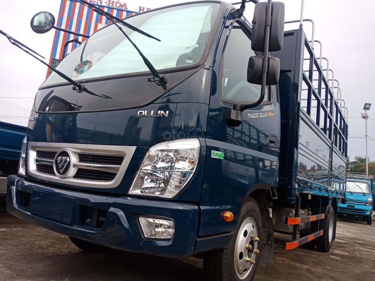 Xe tải Thaco Ollin 2.5 tấn, xe tải giá rẻ vào thành phố-2