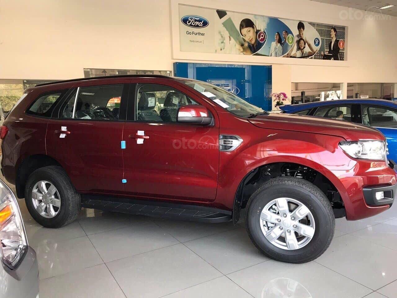 Bán ô tô Ford Everest 2.0 AMBIENT sản xuất năm 2019-2