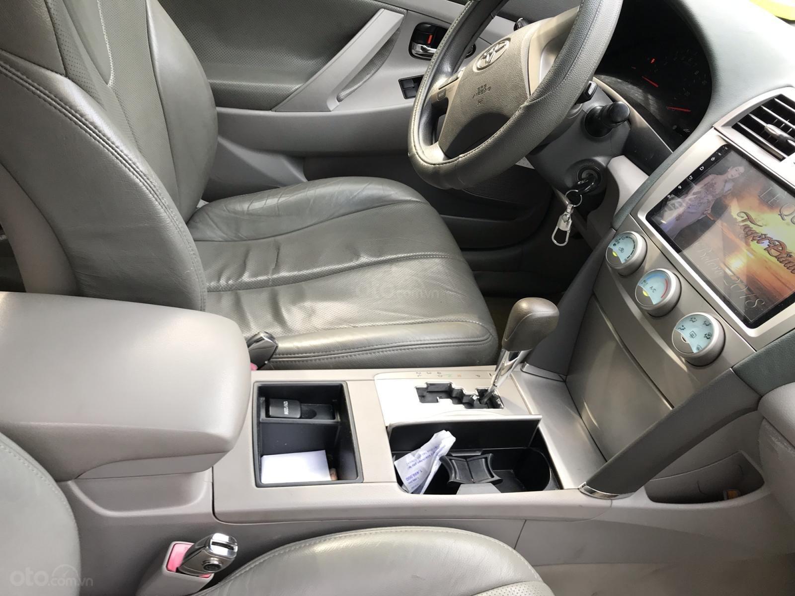 Bán Toyota Camry sản xuất năm 2007, màu xám, nhập khẩu-1