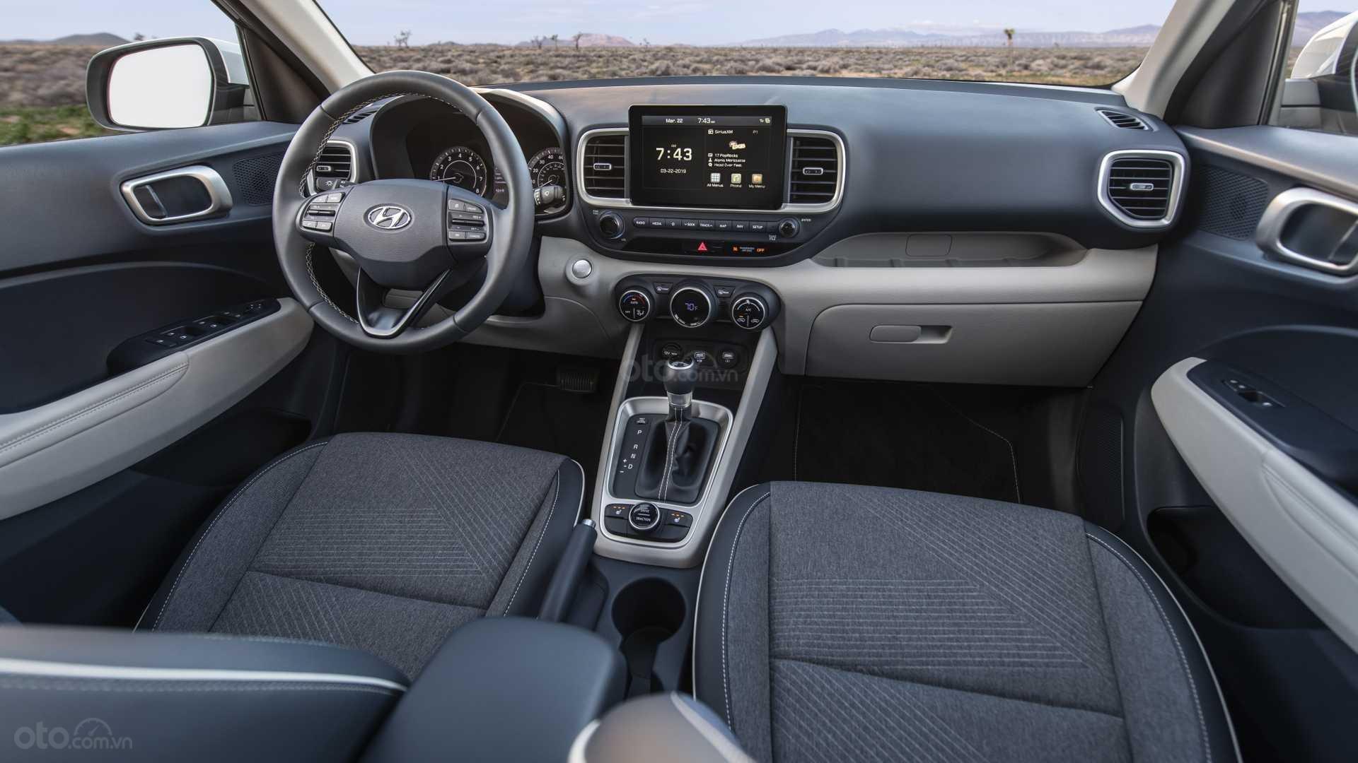 Đánh giá Hyundai Venue 2020