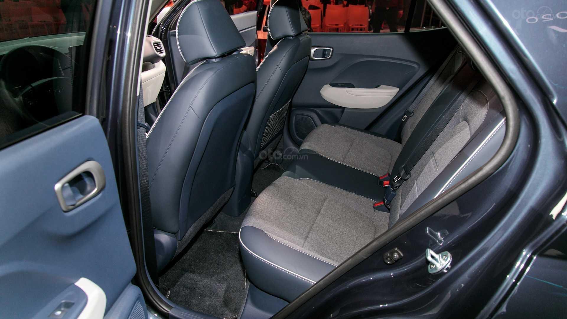 Đánh giá Hyundai Venue 2020 - ghế ngồi