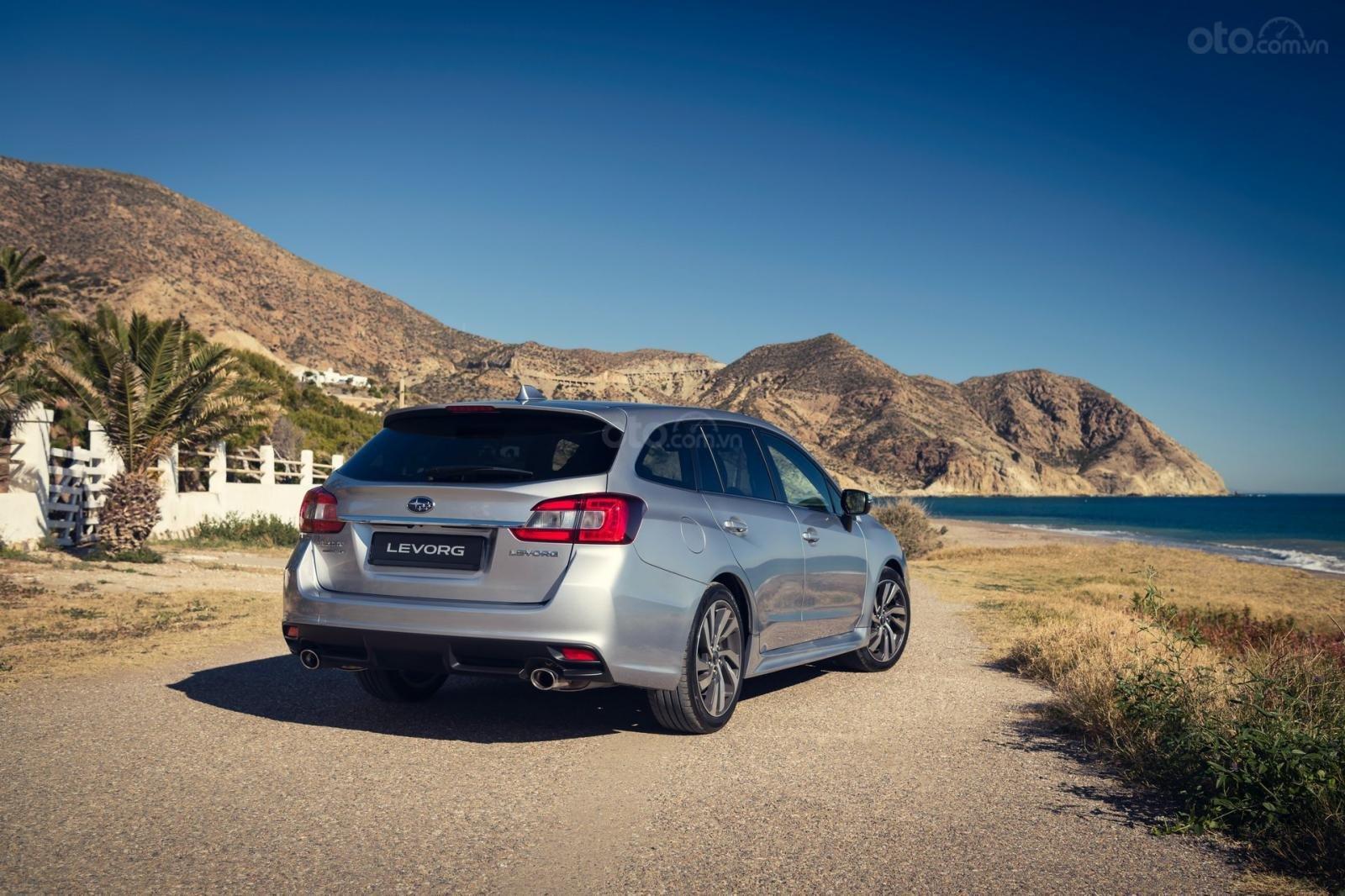 Subaru Levorg 2019 có độ tiện dụng cao