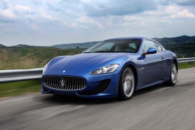 Từ năm 2021, xe Maserati sẽ không sử dụng động cơ Ferrari a1