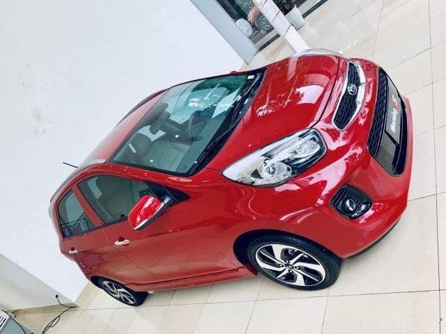 Cần bán xe Kia Morning năm sản xuất 2019, màu đỏ-4