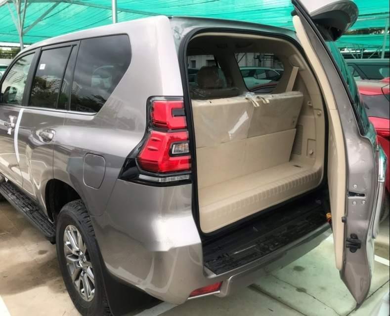 Bán ô tô Toyota Land Cruiser Prado năm 2019, nhập khẩu nguyên chiếc Nhật Bản-4