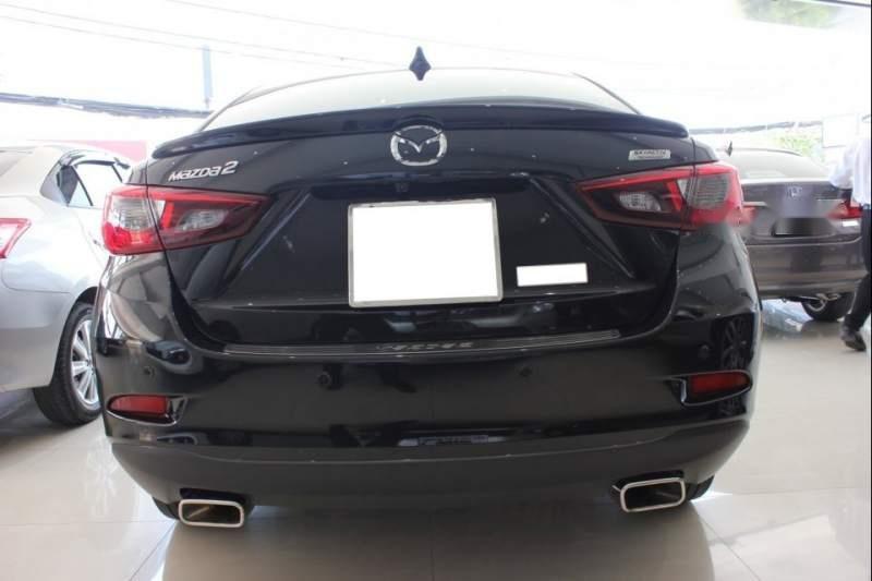 Bán xe Mazda 2 2018, màu xanh lam, xe nhập -5