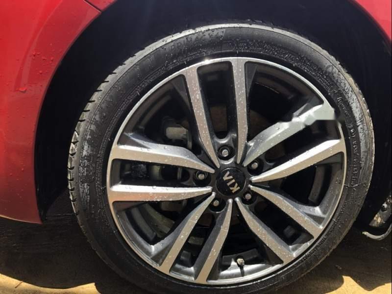 Bán Kia Cerato 2.0 sản xuất 2016, màu đỏ, giá tốt-5
