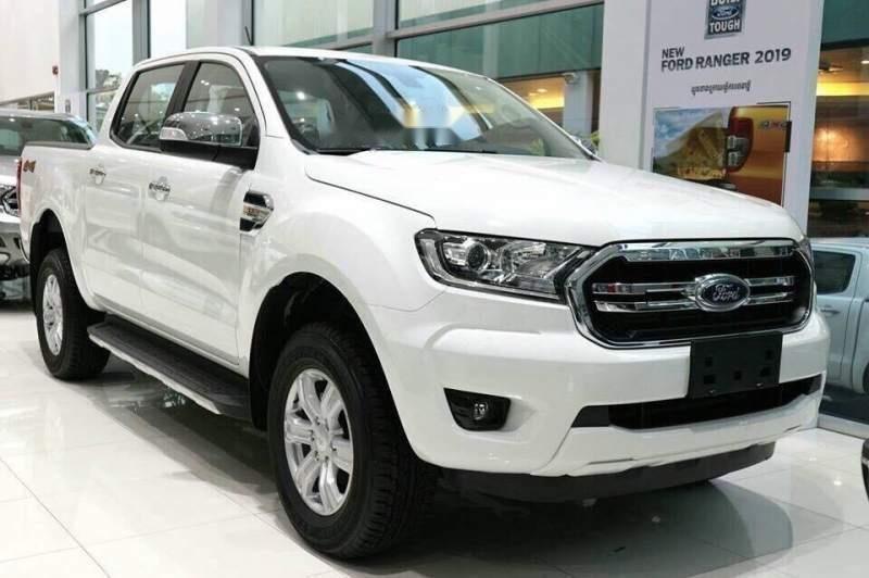 Cần bán Ford Ranger đời 2019, màu trắng, nhập khẩu nguyên chiếc-1