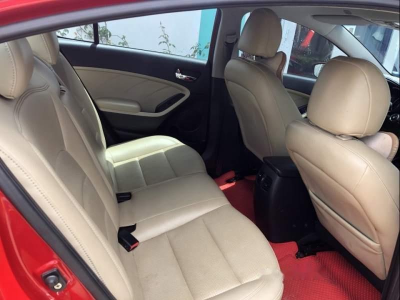Bán Kia Cerato 2.0 sản xuất 2016, màu đỏ, giá tốt-3