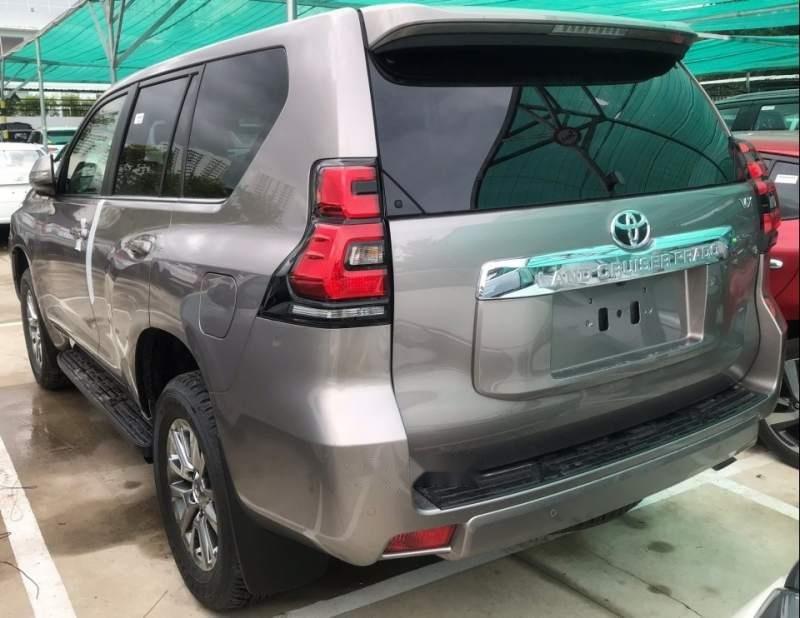 Bán ô tô Toyota Land Cruiser Prado năm 2019, nhập khẩu nguyên chiếc Nhật Bản-2