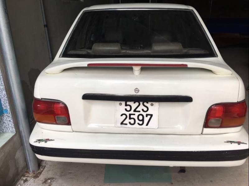 Bán Kia Pride đời 1992, màu trắng, xe nhập-1