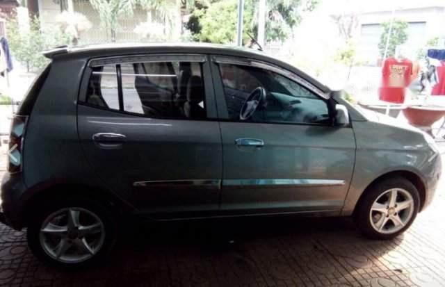 Cần bán xe Kia Morning năm 2013, màu xám số sàn, giá chỉ 250 triệu-0