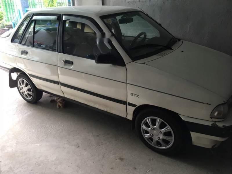 Bán Kia Pride đời 1992, màu trắng, xe nhập-0