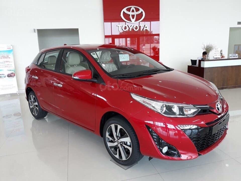Bán Toyota Yaris 1.5G bản 2019 nhập Thái, tặng tiền mặt + Phụ kiện-0
