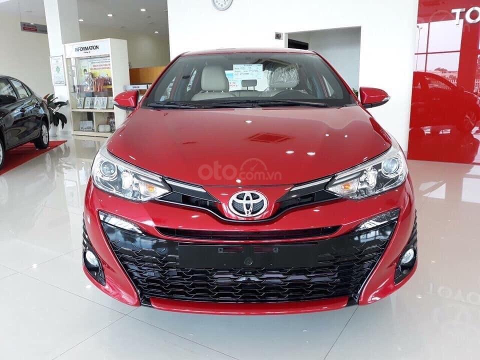 Bán Toyota Yaris 1.5G bản 2019 nhập Thái, tặng tiền mặt + Phụ kiện-1