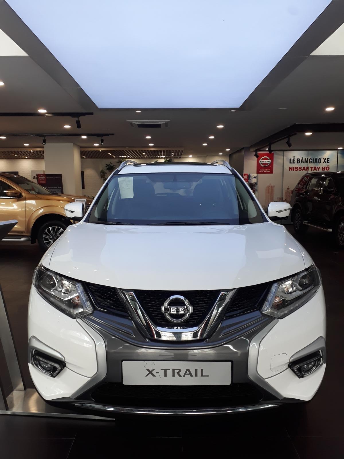 Bán Nissan X-trail V-Series 2019 đủ các phiên bản-1