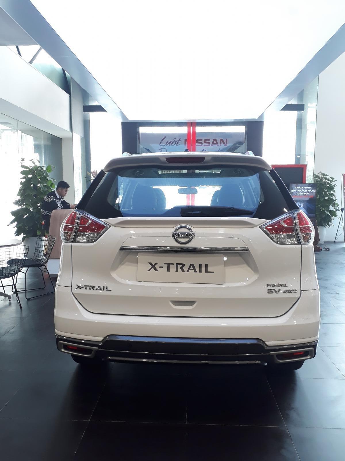 Bán Nissan X-trail V-Series 2019 đủ các phiên bản-4