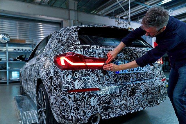 BMW 1-Series 2020 tung hình ảnh chính thức, thách thức Mercedes A-Class 5