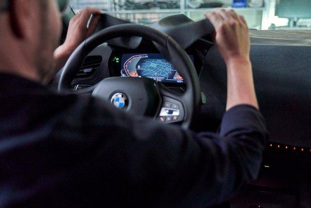 BMW 1-Series 2020 tung hình ảnh chính thức, thách thức Mercedes A-Class 7