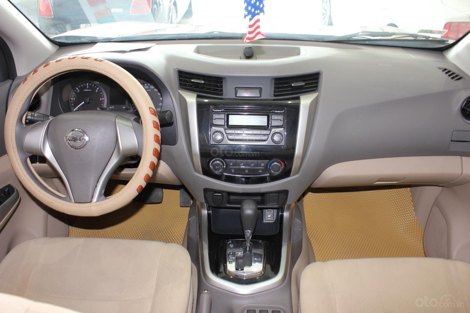 Cần bán Nissan Navara EL đời 2016, màu cam, xe nhập-3