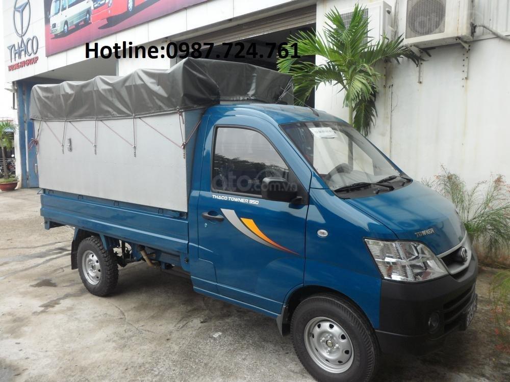 Giảm 100% phí trước bạ xe Thaco tải trọng 1 tấn - động cơ Suzuki - Cam kết giá rẻ nhất Bình Dương (1)