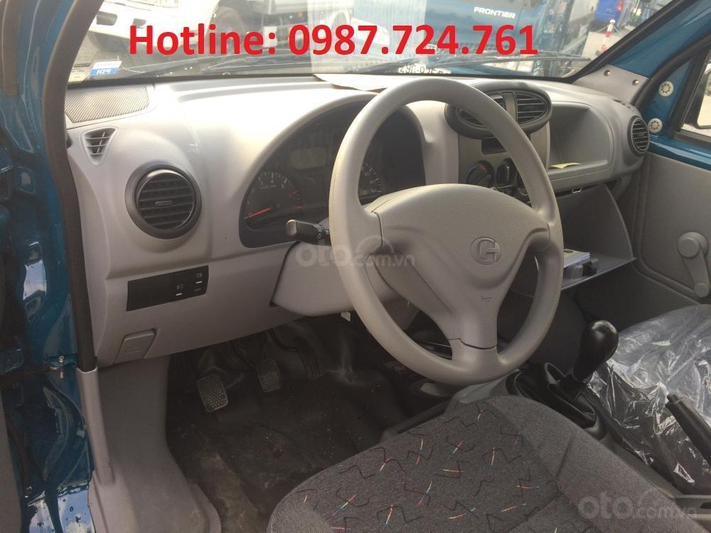 Giảm 100% phí trước bạ xe Thaco tải trọng 1 tấn - động cơ Suzuki - Cam kết giá rẻ nhất Bình Dương (5)
