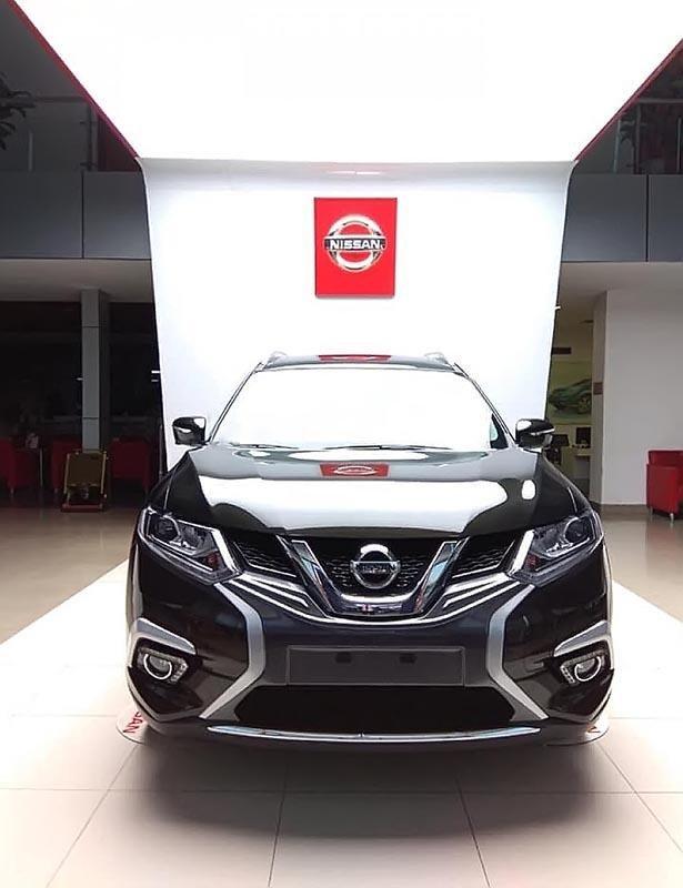 Cần bán xe Nissan X trail SV VL Luxury năm sản xuất 2019, màu đen, 960tr-1
