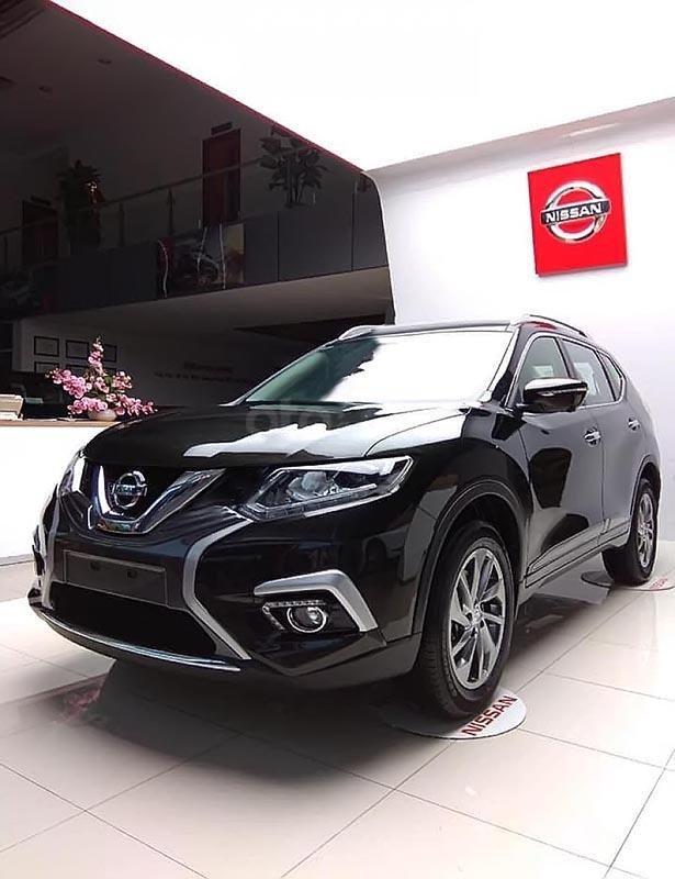 Cần bán xe Nissan X trail SV VL Luxury năm sản xuất 2019, màu đen, 960tr-0