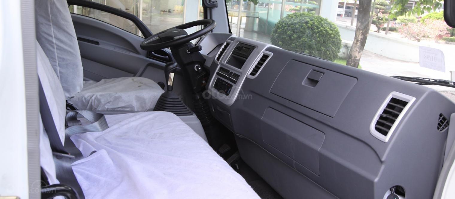 Bán xe tải 6 tấn, máy Howo Sinotruk, thùng dài 4m2 (5)
