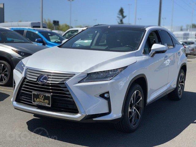 Bán Lexus RX 450h 3.5 SX 2019, xe mới 100% màu trắng - LH E Hương 0945392468-1