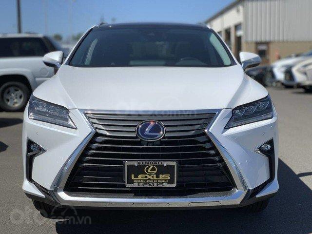 Bán Lexus RX 450H SX 2019, xe mới 100% màu trắng - LH Ms Hương 094.539.2468 (2)